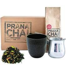 Prana Chai Home Brew Gift Set