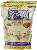 Coach's Oats 100% Whole Grain Oatmeal, Family Size 4 Pack FQwfcs( 4.5 lbs Each )
