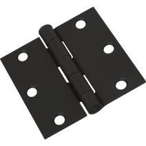 National Hardware N241-182 V512 Door Hinge in Black