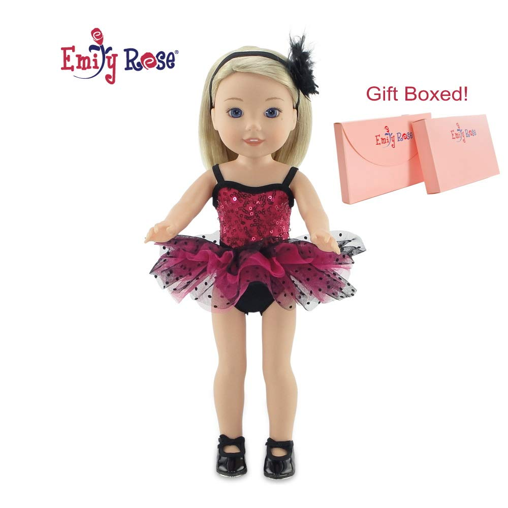"""14 Inch Doll Clothes for Glitter Girls and Wellie Wishers 