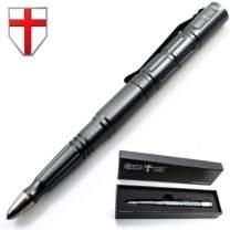 Grand Way Tactical Pen - Military Professional Self Defense Pen - Aluminum Glass Breaker Pen - Police Design Emergency Tool - Best Compact EDC Tool FL 15305