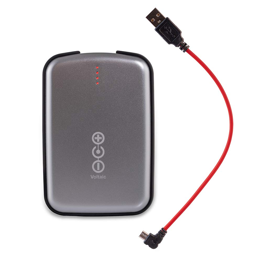 Voltaic Systems V50 Always On External Battery Pack with Dual USB Ports - 12,800mAh
