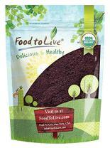 Organic Acai Berry Powder, 4 Pounds - Non-GMO, Kosher, Raw, Vegan, Freeze-Dried, Unsweetened, Unsulfured, Bulk