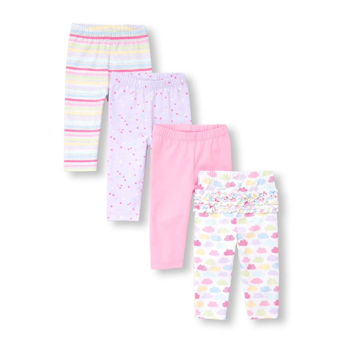 The Children's Place Baby Girls Printed Legging Set