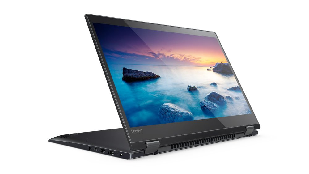 "Lenovo Flex 5 Home and Business 2-in-1 Laptop (Intel i7-8550U 4-Core, 16GB DDR4 RAM, 2TB PCIe SSD + 2TB HDD, 15.6"" Touch 4K UHD (3840x2160), GeForce MX130, Fingerprint, WiFi, Win 10 Home)"
