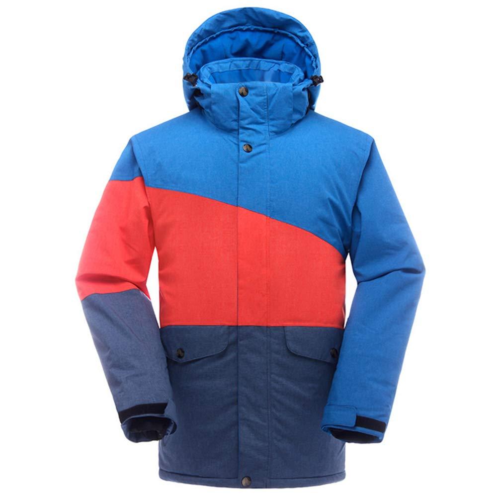 SAENSHING Men's Waterproof Ski Jacket Outdoor Windproof Snowboard Coat Mountain Rain Snow Jacket