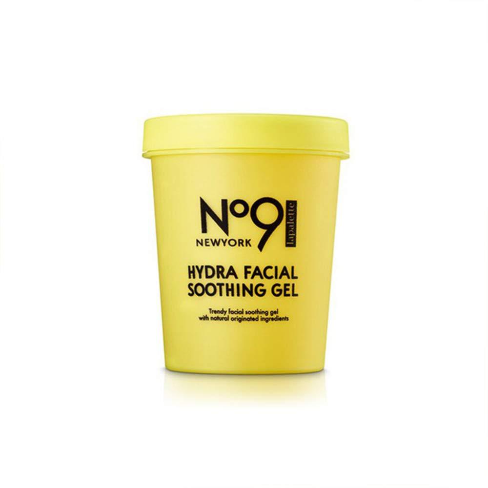 [lapalettebeauty] Lapalette No.9 HYDRA FACIAL SOOTHING GEL #01 Water Jelly lemon, 250g/8.81oz, moisturizer, Moisturizing cream