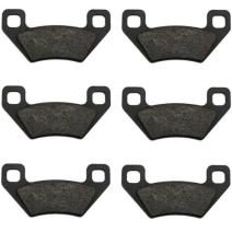 Volar Front & Rear Brake Pads for 2004-2005 Arctic Cat 650 4x4 V2