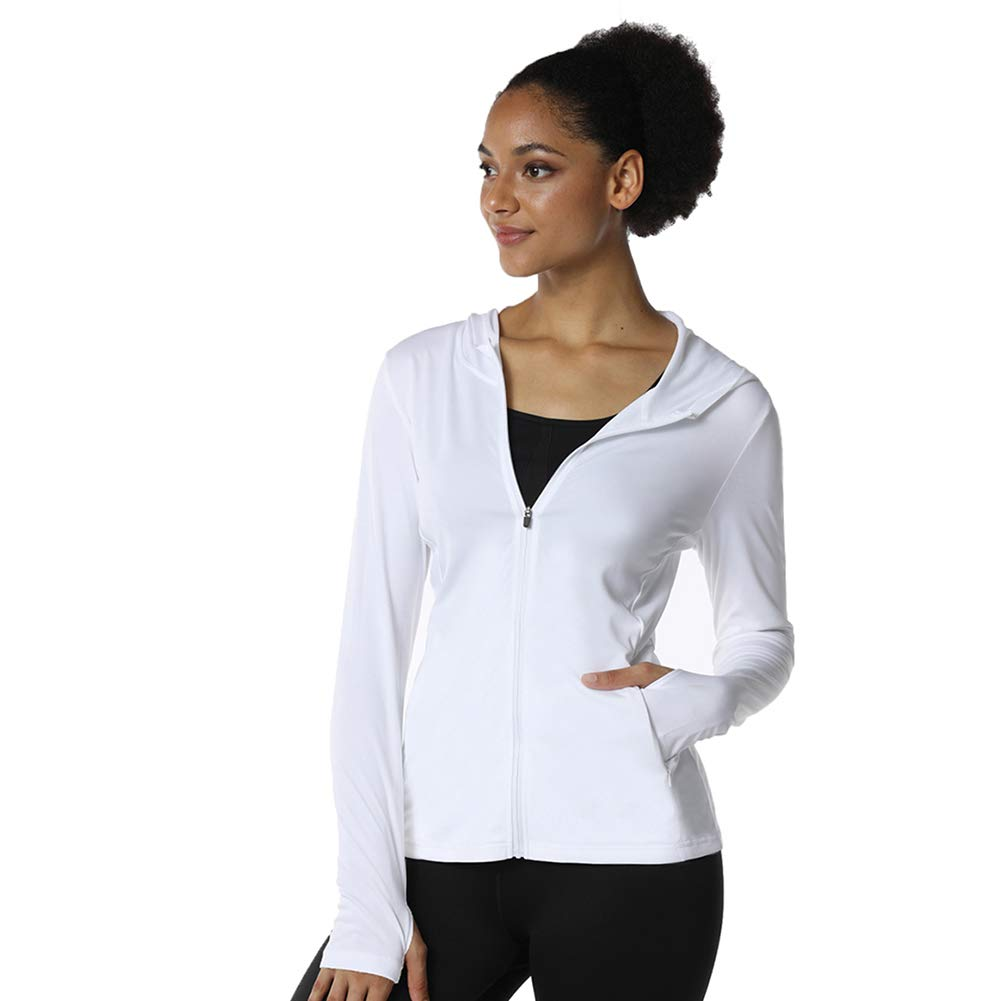 FeelinGirl Women's UPF 50+ Sun Protection T-Shirt Long/Short Sleeve Outdoor Performance