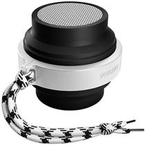 Philips FLEX BT2000B/37 Bluetooth Wireless Portable Speaker (Black/White)