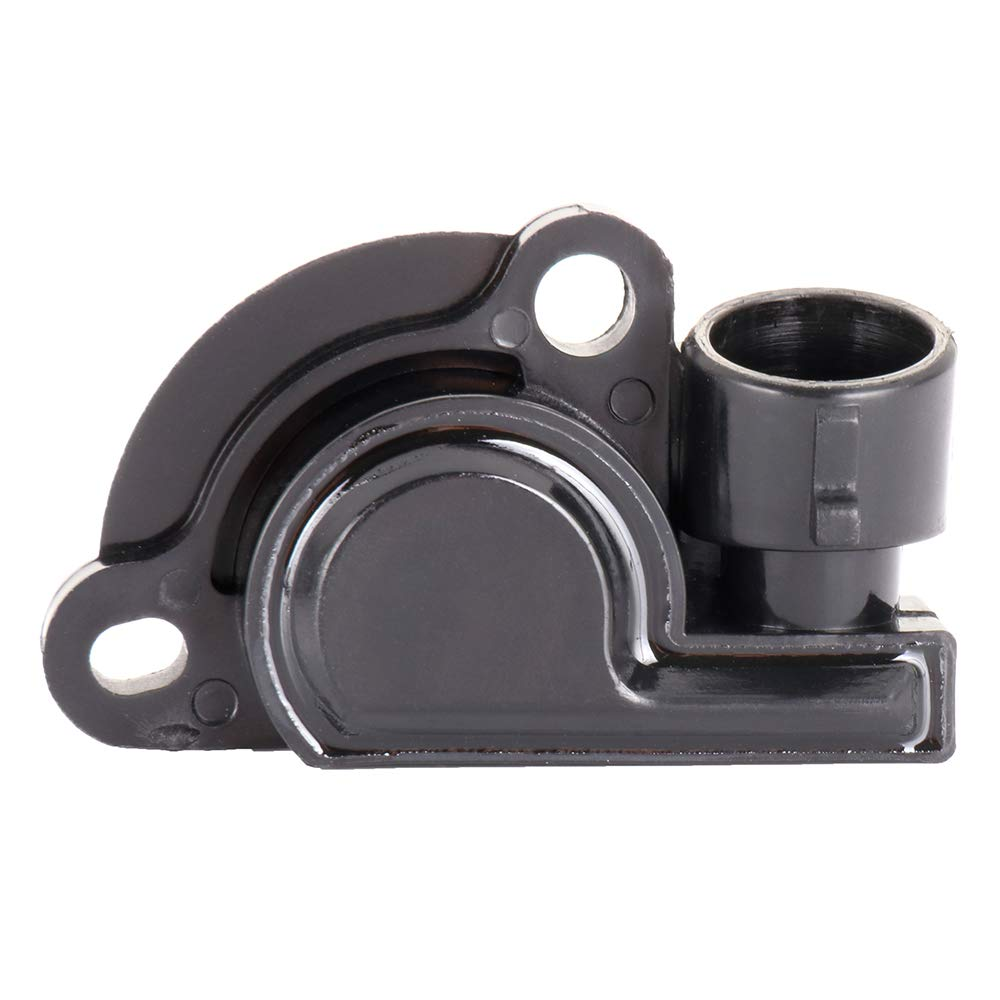 ECCPP Throttle Position Sensor TPS Fit for 1995-1996 AM General Hummer, 1995-1996 Buick Century, 1991-1992 Cadillac Brougham, 1991-1994 Chevrolet Astro Automotive Replacement Sensor