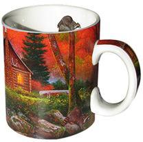Reflective Art Weekend Retreat Boxed Coffee Mug, 16-Ounce