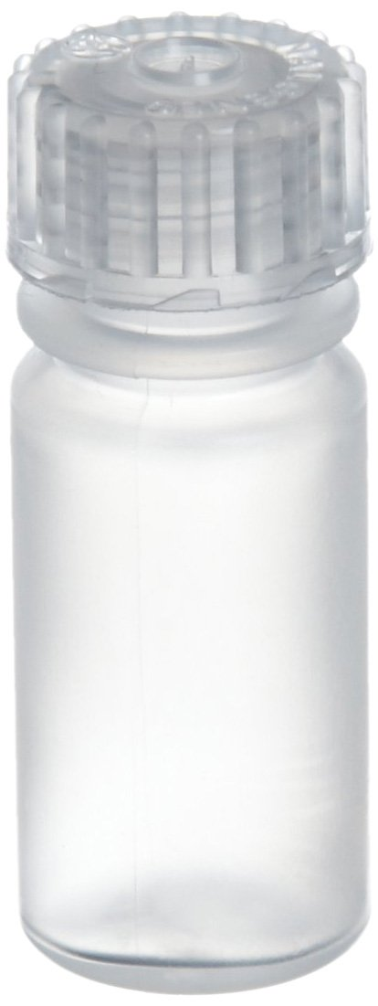 Nalgene 2006-9050 Narrow-Mouth Bottle, Polypropylene, 15mL (Pack of 12)
