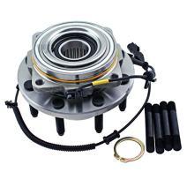 WJB WA515081 - Front Wheel Hub Bearing Assembly - Cross Reference: Timken SP940200 / Moog 515081 / SKF BR930695