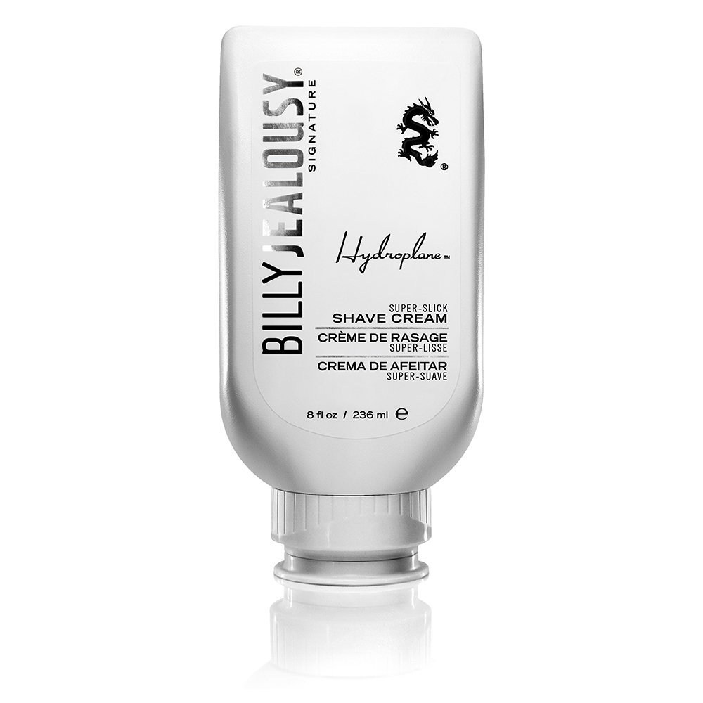 Billy Jealousy Hydroplane Super Slick Foamless Shaving Cream for Men, 8 fl. oz.