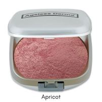 Ageless Derma Baked Mineral Makeup Healthy Blush with Botanical Extracts (Apricot Swirl) Made in USA. Highlighter Makeup