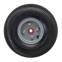 """Air Tire 10"""" x 3.5""""  Pneumatic Wheel For Magliner Hand Truck  121060"""