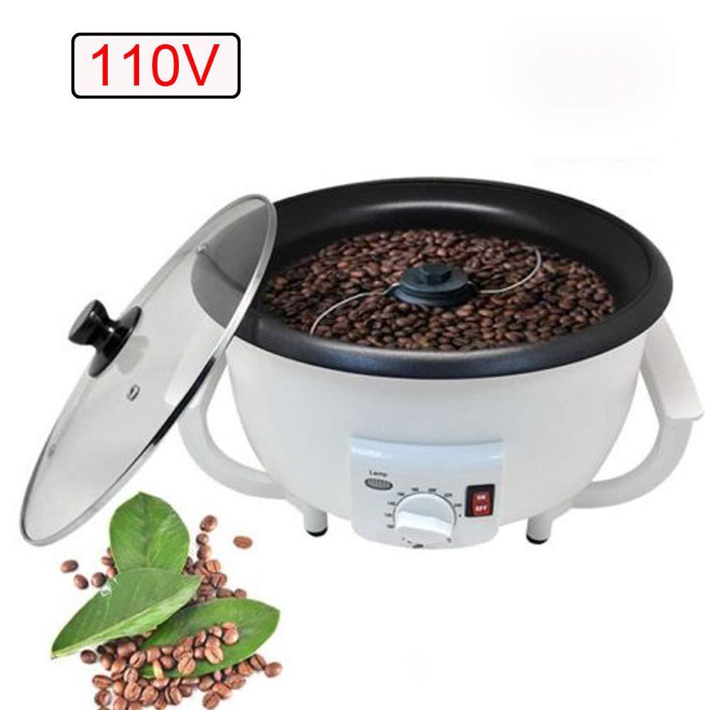 JIAN YA NA Household Coffee Roaster 110V Electric Home Coffee Roaster Household Coffee Bean Roasting Baking Machine