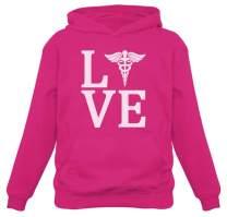 Tstars - Love Nurse Registered Nurse RN Nurse Appreciation Women Hoodie