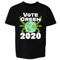 Earth Day Climate Change I'm with Greta Science Youth Kids Girl Boy T-Shirt