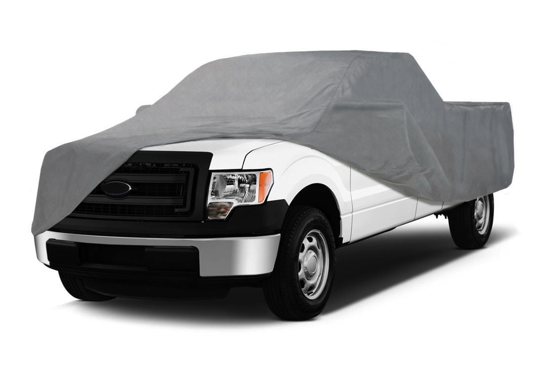 Moda Truck Cover - Triguard - Full Size, Short Bed, Crew Cab