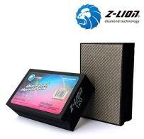 Z-Lion Electroplated Diamond Hand Polishing Pad Foam Back for Granite Marble Stone Glass Ceramic(120#)