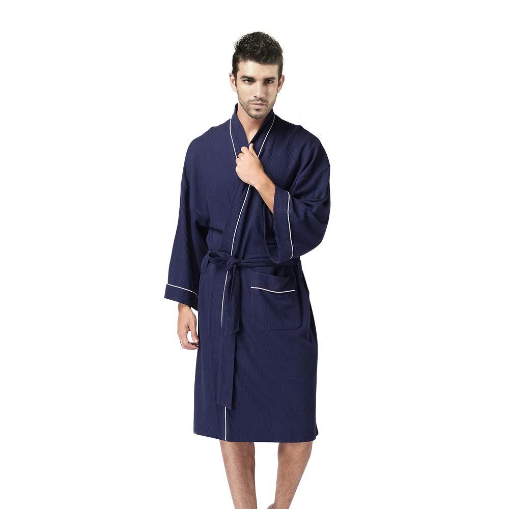 MOONSIROLI Women Robe Lightweight Cotton Bathrobe Kimono