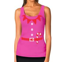 Christmas Elf Suit - Funny Xmas Gift Santa's Elves Women's Tank Top