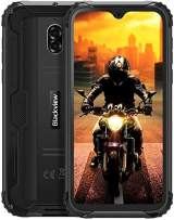 Rugged Cell Phones Unlocked, Blackview BV5900 Shockproof, Waterproof Outdoor Smartphone, 5.7 Inches HD+,5580mAh Battery, 3GB + 32GB, Android 9.0 Durable Phone,NFC,Type C, Dual SIM 4G (AT&T, T-Mobile)