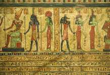Baocicco 5x3ft Polyester Ancient Egyptian Royal Palace Pharaohs Culture Historic Parchment Egyptian Scroll Egyptian Gods Backdrop Photography Background Hieroglyphic Party Event Decor Photo Props