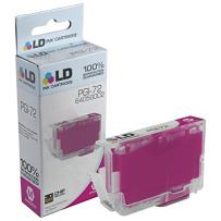 LD Compatible Ink Cartridge Replacement for Canon PGI-72 6405B002 (Magenta)