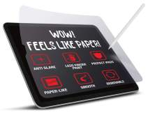 Akamai 10.5 Inch iPad Pro Paper Feel Glass Screen Protector - 2 Pk - Paper Feel Matte Texture - Writing & Drawing Film