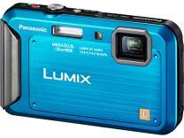 Panasonic Lumix TS20 16.1 MP TOUGH Waterproof Digital Camera with 4x Optical Zoom (Blue) (OLD MODEL)
