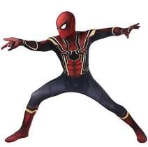 Laszweig Unisex Lycra Spandex Zentai Halloween Cosplay Costumes Adult/Kids 3D Style