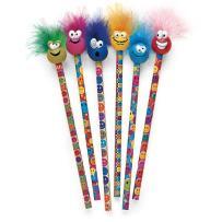 Geddes Miles O'Smiles Tip Topz Pencils - Set of 24