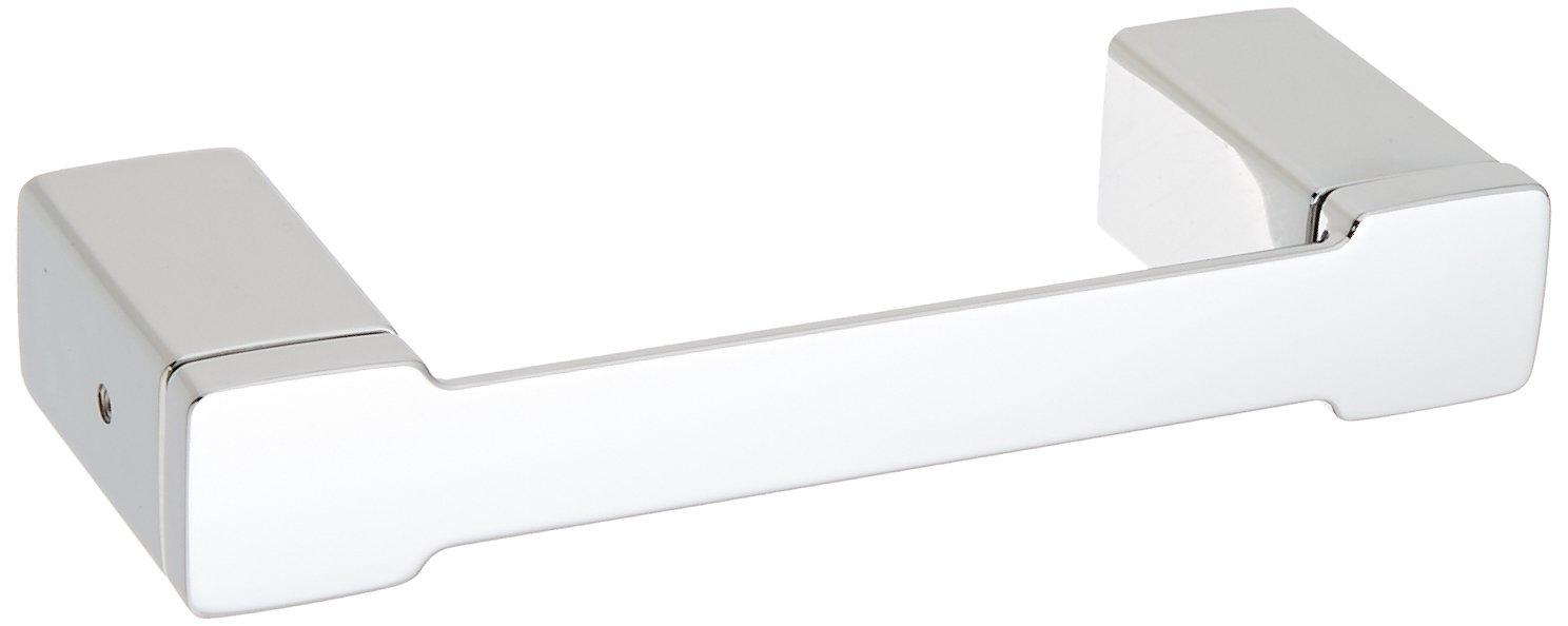 Moen YB8808CH 90 Degree Modern Double Post Pivoting Toilet Paper Holder, Chrome