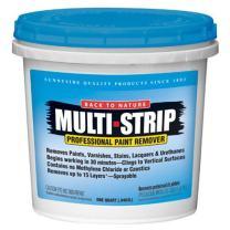 Sunnyside Back to Nature Multi-Strip Professional Paint & Varnish Remover, Quart, 65732