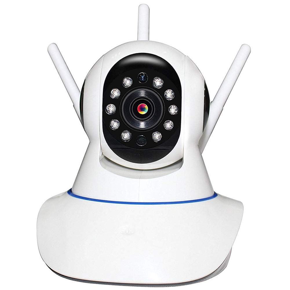 ICAMER 1080P IP Security Camera with yoosee APP Use,HD Home Smart Mini WiFi Remote Control Surveillance Camera Baby Monitor,Two Way Audio for iPhone/Android Phone