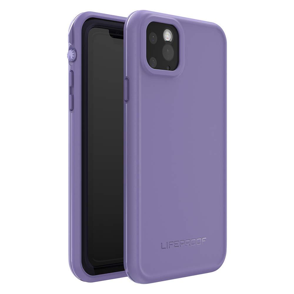 LifeProof FRĒ SERIES Waterproof Case for iPhone 11 Pro Max - VIOLET VENDETTA (SWEET LAVENDER/ASTER PURPLE)