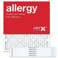 AIRx Filters 19.75x21.5x1 Air Filter MERV 11 Pleated HVAC AC Furnace Air Filter, Allergy 6-Pack, Made in the USA