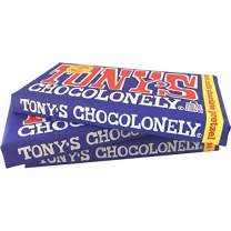 Tony's Chocolonely Bundles 42% Dark Milk with Pretzel and Toffee, 6.35 ounce, 3 pack