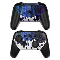 Collapse Decalgirl Skin Sticker Wrap Compatible with Nintendo Switch Pro Controller