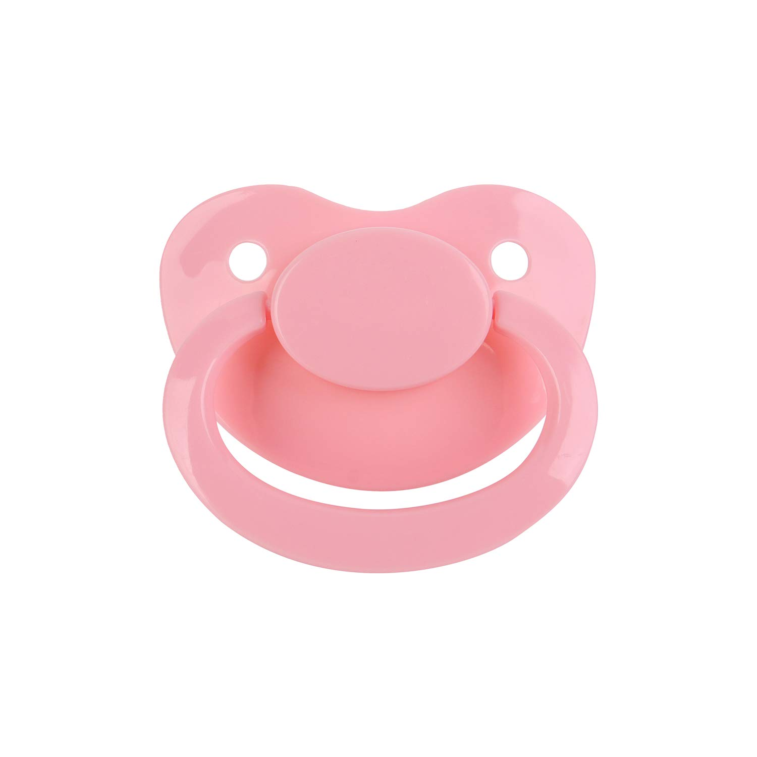 TEN@NIGHT Adult Baby Pacifier Size Dummy ABDL Pacifier Adult Silicone Nipple