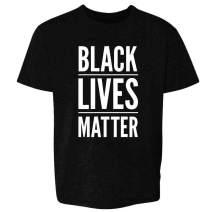 Black Lives Matter Youth Kids Girl Boy T-Shirt