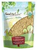 Organic Mesquite Powder, 8 Ounces - Non-GMO, Kosher, Raw, Vegan, Bulk
