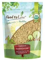 Organic Mesquite Powder, 1 Pound - Non-GMO, Kosher, Raw, Vegan, Bulk