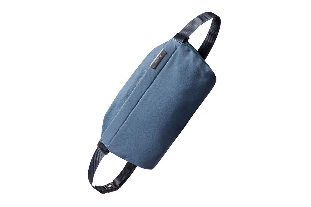 Bellroy Sling Bag (Unisex Compact Crossbody Bag, Water-resistant Materials) - Marine Blue