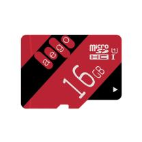 AEGO 16GB Micro SD Card Class 10 U1 SDHC Memory Card for Action Camera/Tablet with SD Adapter-U1 16GB
