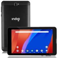 Indigi 7-inch 4G LTE GSM Unlocked Official Android Pie DualSIM TabletPC & Phone, QuadCore, 2GB RAM/16GB ROM