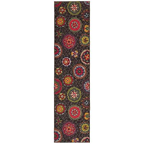 Oriental Weavers 1333N Kaleidoscope Area Rug, 2-Feet 7-Inch by 10-Feet, Multi Colored